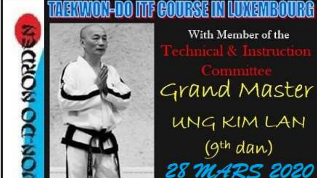 Seminar with GM Lan in Luxembourg thumbnail
