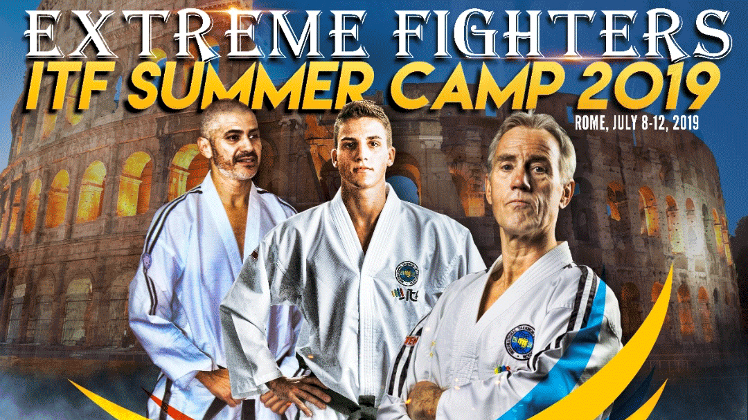 Extreme fighters TKD ITF Summer Camp thumbnail