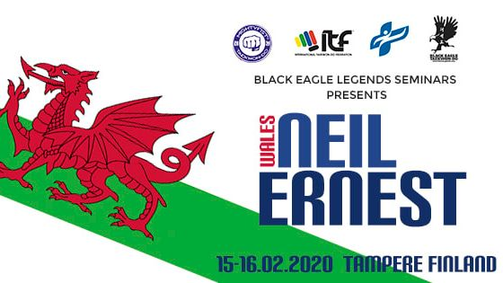 Black Eagle Legends seminar: Niel Ernest - Wales thumbnail