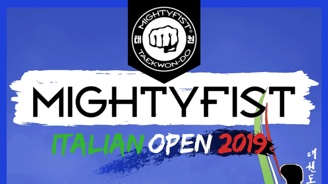 Invitation to Mightyfist Italian Open 2019 thumbnail