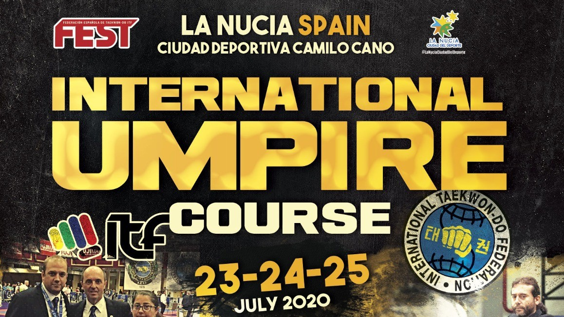 International Umpire Cours in July 2020 in Spain thumbnail