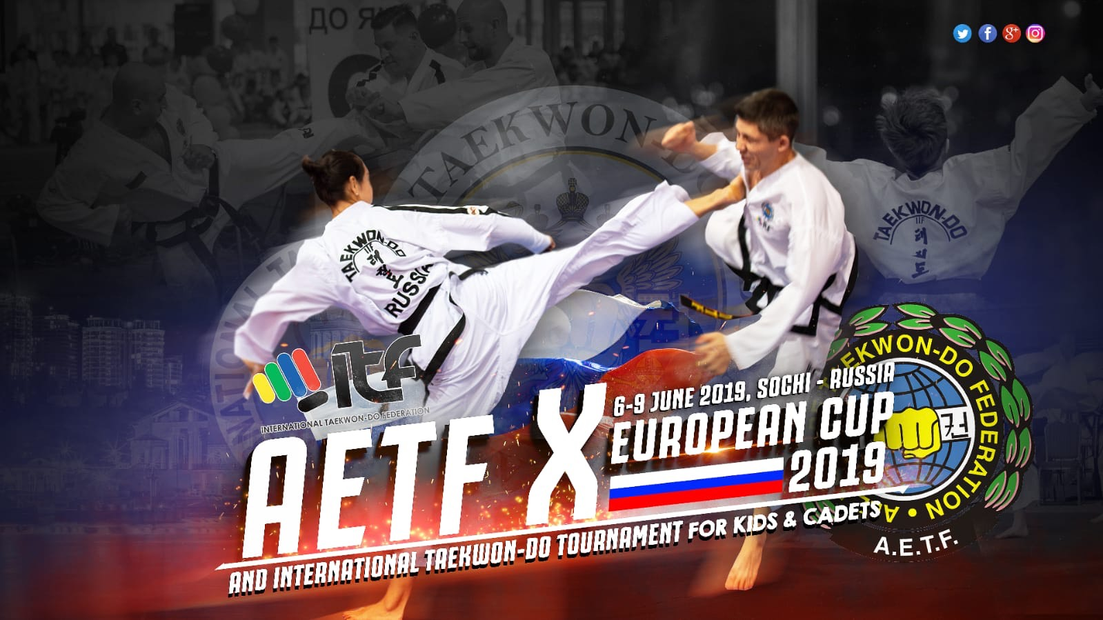 Invitation to 10th Open EuroCup 2019 thumbnail