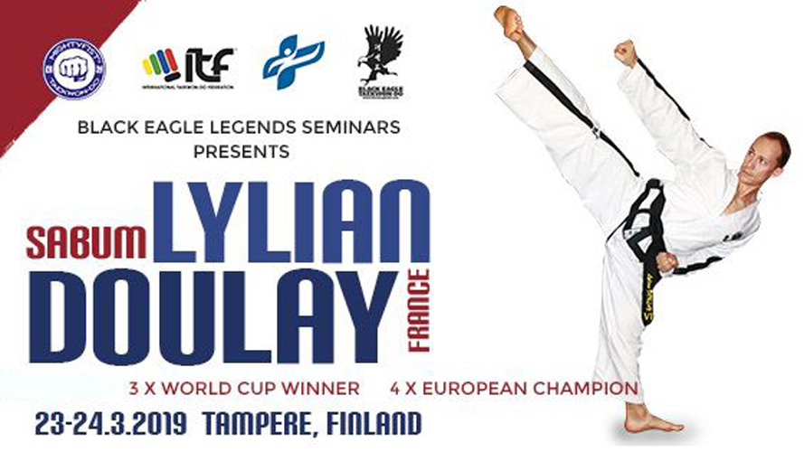 Seminar with Lylian Doulay in Finland thumbnail