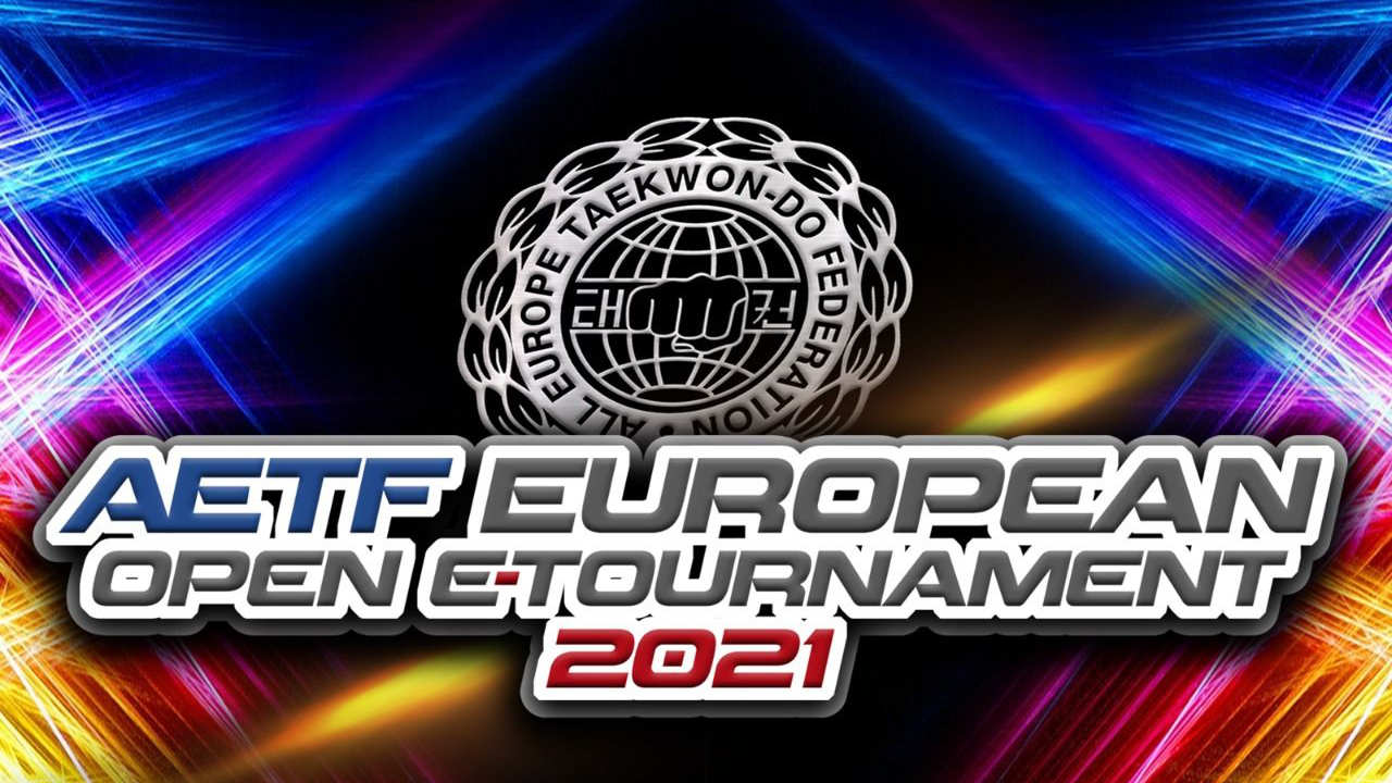 Invitation to AETF European Open E-Tournament 2021 thumbnail